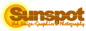 Sunspot Web Design Page